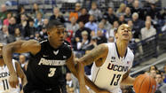 Ryan Boatright powered his way down the lane as he had done, or tried to do, all year. He bumped with Bryce Cotton and tossed up an off-balance shot.