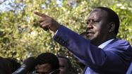 NAIROBI, Kenya -- In a setback for Kenya's efforts to cement its democracy, presidential contender Raila Odinga on Saturday refused to concede defeat in a close election he said was fraught with fraud and irregularities.