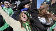 Pictures: 2013 Hartford St. Patrick's Day Parade