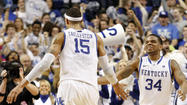 LEXINGTON — Kentucky faces a difficult road toward an NCAA tournament bid, but the Wildcats rallied past No. 11 Florida 61-57 Saturday to help their cause with the committee.