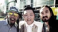 New single from Psy due out next month