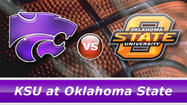 "<span style=""font-size: small;"">Rodney McGruder finished with 22 points but Kansas State wasn't able to hang on down the stretch, losing to Oklahoma State 76-70.</span>"