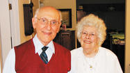 "Five was a lucky number for Bertha ""Bert"" and Richard ""Dick"" Kunkel. They had five children, five grandchildren and five great-grandchildren in their 66 years of marriage."