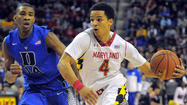 Maryland will be the No. 7 seed in the Atlantic Coast Conference tournament and will begin play Thursday at 7p.m. in Greensboro, N.C.