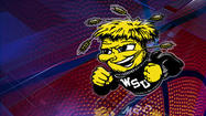 "<span style=""font-size: small;"">Wichita State beat Missouri State 74-69 on Saturday, winning the team's first ever Missouri Valley Conference title.</span>"