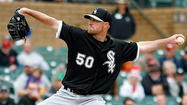 Danks struggles in second Sox start