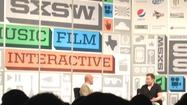 SXSW: Elon Musk discusses hovering rocket, Mars and that NYT review
