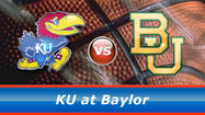 "<span style=""font-size: small;"">Baylor upset the 4th ranked Kansas Jayhawks in a big way on Saturday night.  The Bears beat Kansas 81 to 58.</span>"