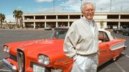 Roy Brown dies at 96; designer of Ford's Edsel