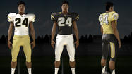 Pictures: New UCF football uniforms