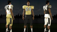 New UCF uniforms