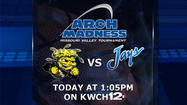 "<span style=""font-size: small;"">Wichita State defeated Illinois State 66-51 to advance to the Missouri Valley Conference Championship game.  That game will be played at 1:05 Sunday afternoon on KWCH 12. </span>"
