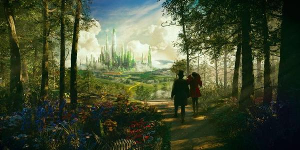 "James Franco and Mila Kunis star in ""Oz: The Great and Powerful,"" which was No. 1 at the box office this weekend."