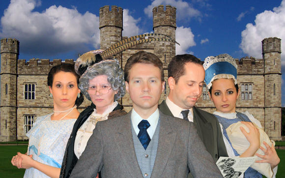 Prairie Center Goes British for 9th Mystery at the Theatre