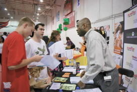 KidsMatter Student Job Fair Connects Youth with 40 Area Employers - Offers Teen Workforce Preparation