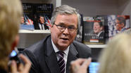 Jeb Bush Speaks At The Reagan Library About His New Book