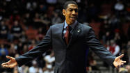STORRS – Kevin Ollie has his dream job, he has it in writing for five more seasons and, in some sense, he has had a dream first season as UConn's head coach.