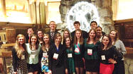 MCHS West Key Clubbers Win Honors
