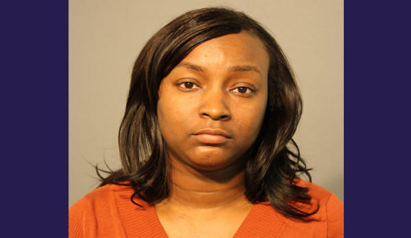 Tabitha Flournoy, 30, charged with felony aggravated battery of a transit employee.