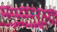 The 4-Star Gymnastic Team recently took fifth place after raising $5,800 for Breast Cancer Awareness (Unite For Her) at the Pink Invitational-Gymnasts Unite competition in Philadelphia.