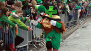 South Side Irish parade attracts thousands