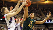 No. 12 Michigan State holds off NU 71-61