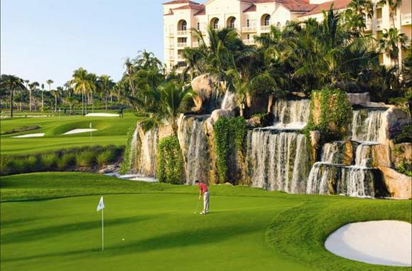 Fairmont Turnberry Isle Resort in Aventura
