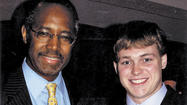 Dr. Ben Carson, a world-renowned pediatric neurosurgeon at The Johns Hopkins Hospital, was honored at last year's American Red Cross Hometown Heroes event at the Lyric Opera House in Baltimore.