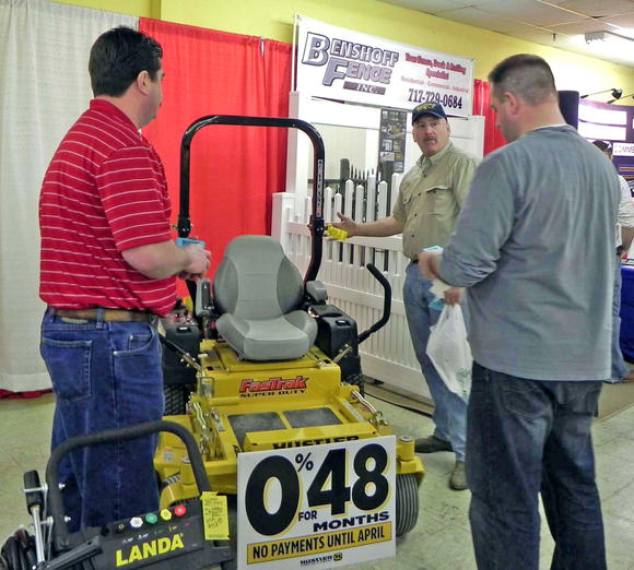 Franklin County Builders Show