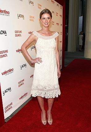 "Socialite <a class=""taxInlineTagLink"" id=""PECLB001713"" title=""Nicky Hilton"" href=""/topic/human-interest/nicky-hilton-PECLB001713.topic"">Nicky Hilton</a> arrives at the premiere."