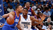 Orlando Magic vs. Philadelphia 76ers