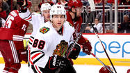 The Chicago Blackhawks were the big story as the NHL reached the halfway point of its lockout-shortened schedule, but many other excellent performances deserve recognition. Here are some.