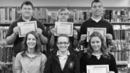 Roncalli Junior/Senior High School students of the month