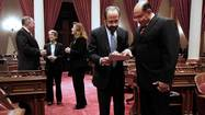 SACRAMENTO — State Sen. Jerry Hill grew up in San Francisco and vividly remembers the rare suffocating days of late summer when the fog fled and people sweltered.