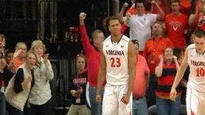 UVA rallies to beat Maryland in OT
