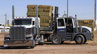 Valley truckers duke it out at the Haul 'n Brawl