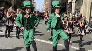 St. Patrick's Day Parade in Baltimore [Pictures]