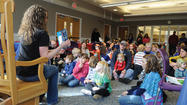 Clark County Public Library Dr. Seuss Birthday photo gallery