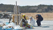 Japan remembers tsunami two years later