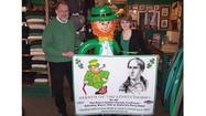 "PETOSKEY — Before presenting its annual ""Hoolie"" fundraising celebration this St. Patrick's Day weekend in Petoskey, the Robert Emmet Society will take an extra step to put the community in an Irish frame of mind."