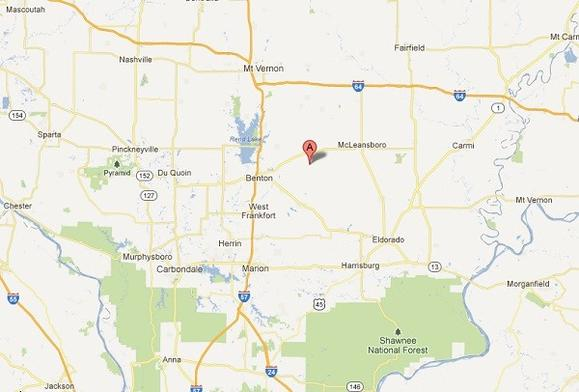 Small earthquake hits southern Illinoi