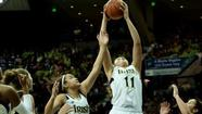"<strong><span style=""text-decoration: underline; font-size: small;"">2012-13 ND Women's Basketball: Game 31</span></strong>"