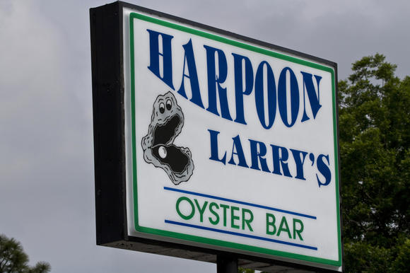 Harpoon Larry's moving to Newport News