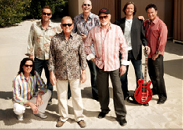 The Beach Boys will perform at The Great Frederick Fair in September.
