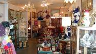 Pictures: Antiquing in St. Augustine