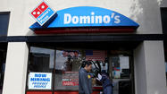 6. Domino's Pizza
