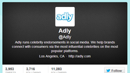 SXSW: Adly contest for start-ups gives winner a celebrity tweet