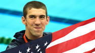 Michael Phelps [Pictures]