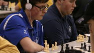 Hundreds of Kansas students turned out on Saturday to match wits on the chessboard. The students taking part in the Kansas Scholastic State Tournament came in from 139 schools from all over the state.