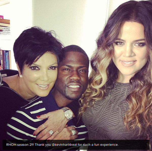 A photo posted on Khloe Kardashian's Instagram feed.